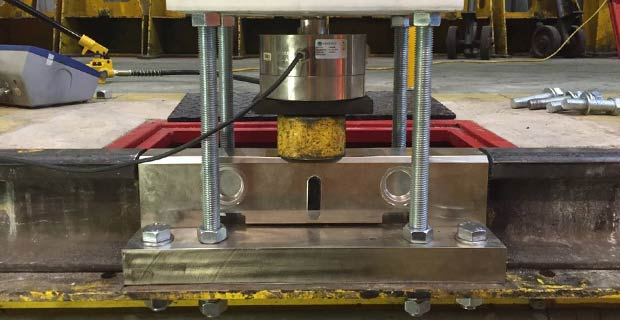 advanced bogie weighing system